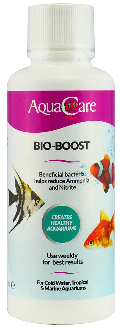 Aqua Care Bio Boost120Ml Front