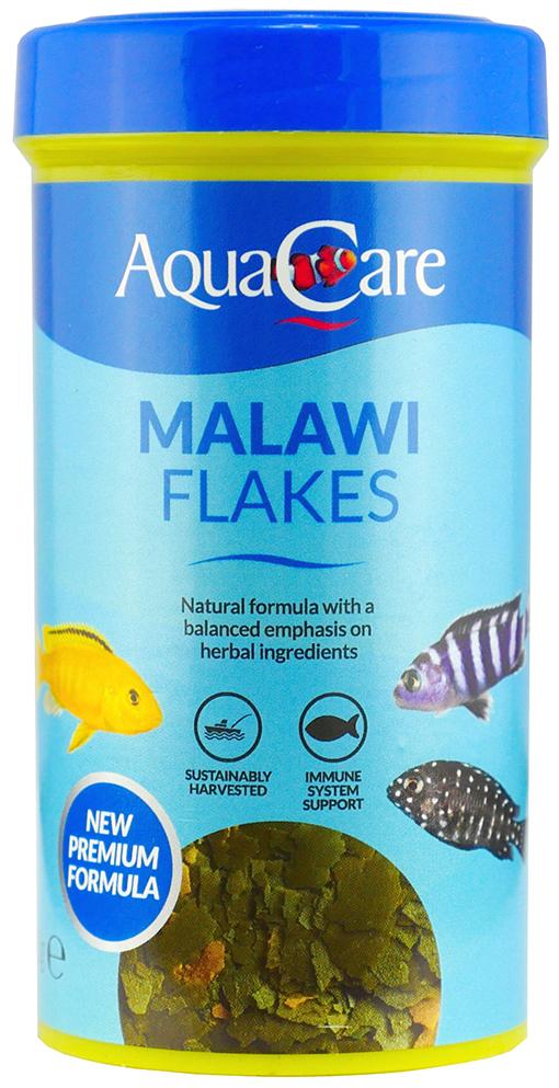 Aqua Care Malawi Flakes50G Front