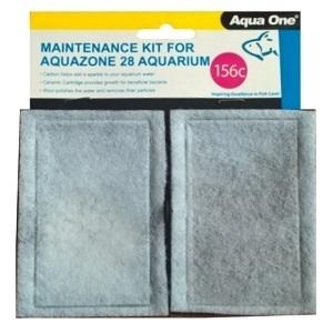 AquaVue 380 Cartridge Pack Carbon & Ceramic 156c