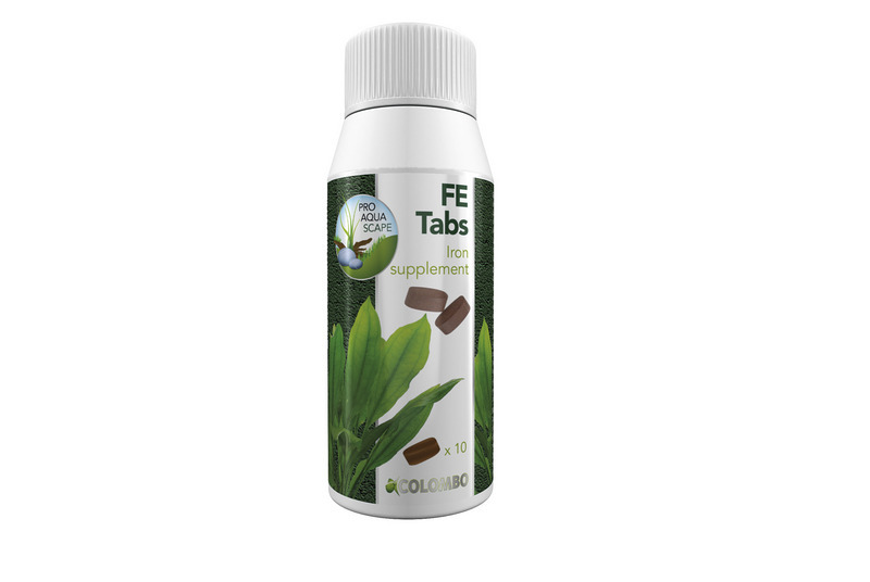Colombo Flora Grow Fe Tabs 20 St Pack