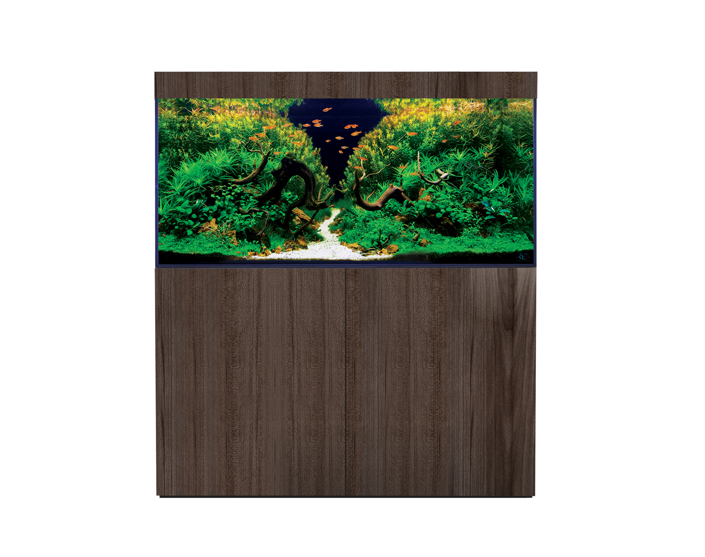 Ea Freshwater 1200 Front Ultra Gloss Jap Pear Scape