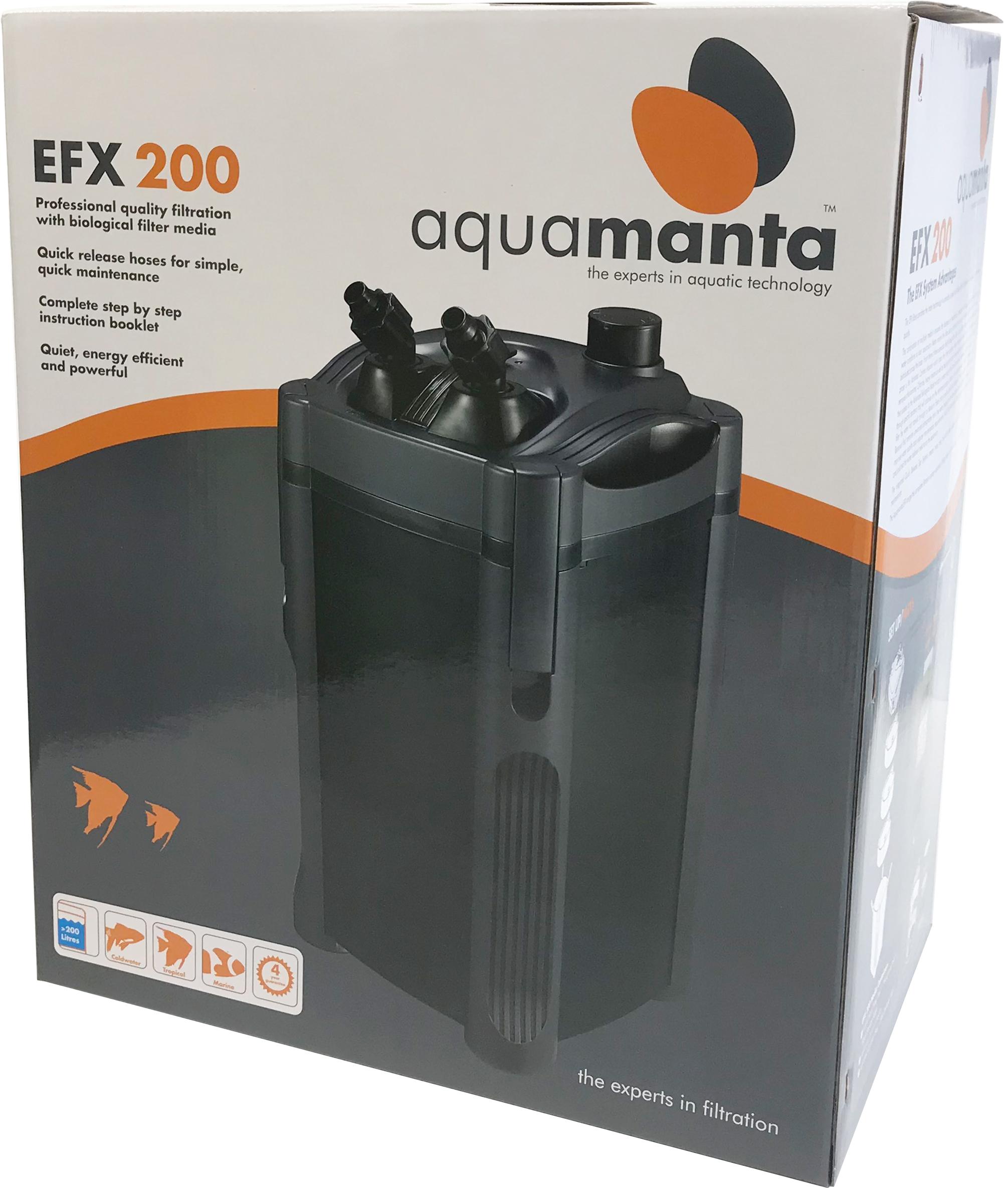 Efx 200 Boxed