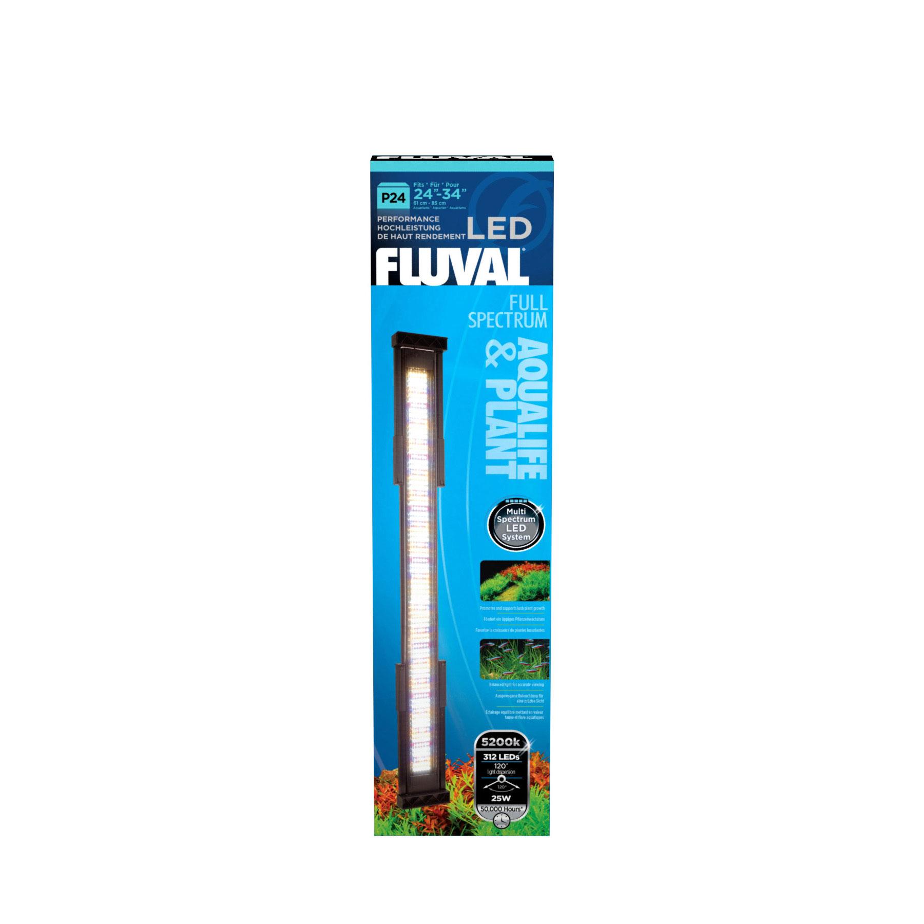 Fluval Aqualife & Plant Full Spectrum Performance LED Strip Light 25W