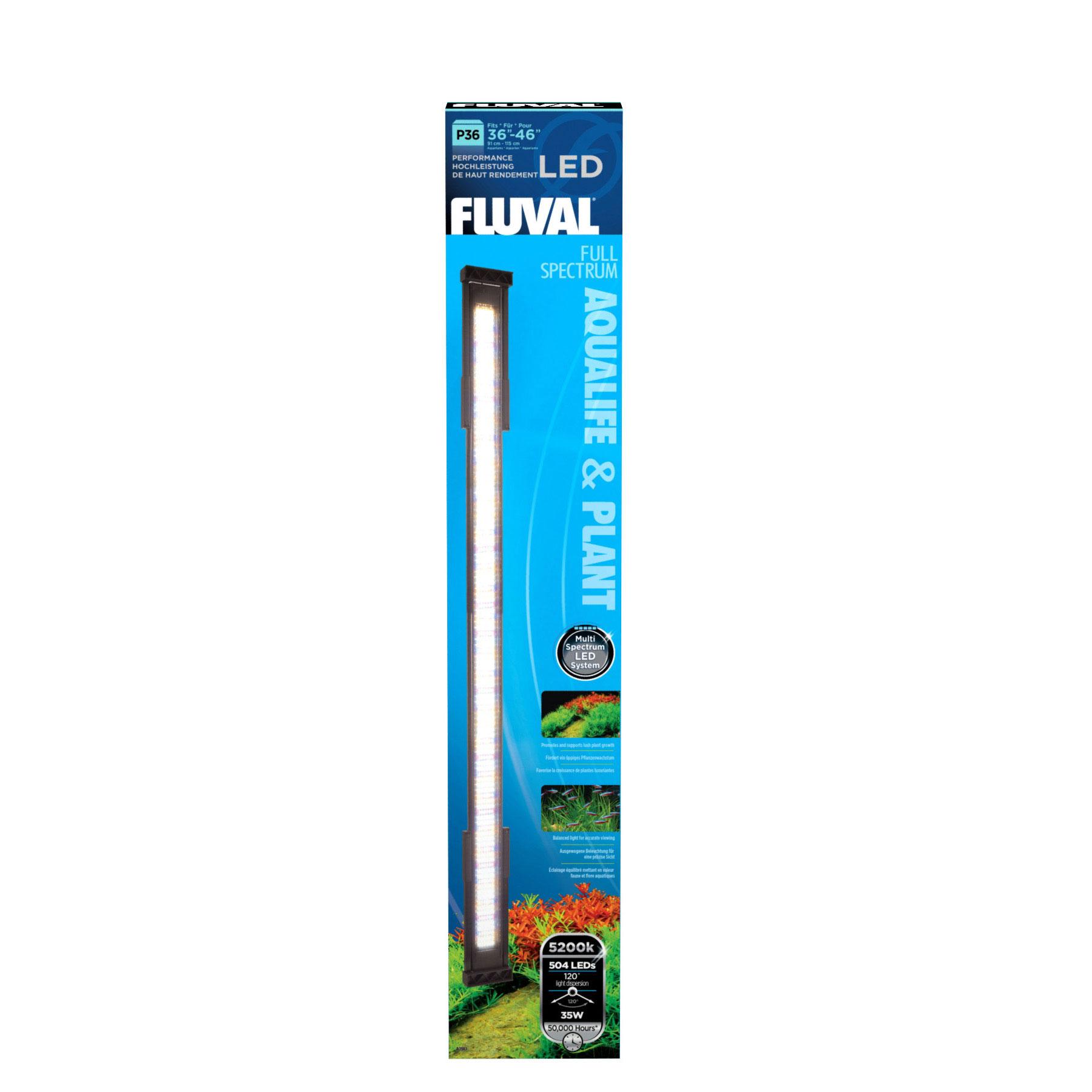 Fluval Aqualife & Plant Full Spectrum Performance LED Strip Light 35W