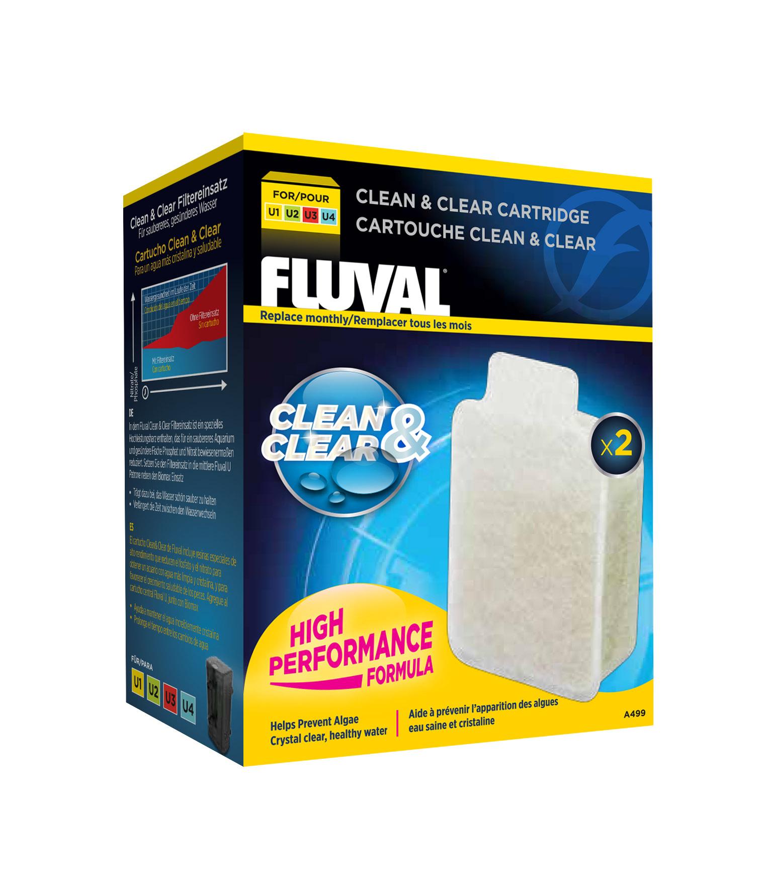 Fluval Clean & Clear Cartridge