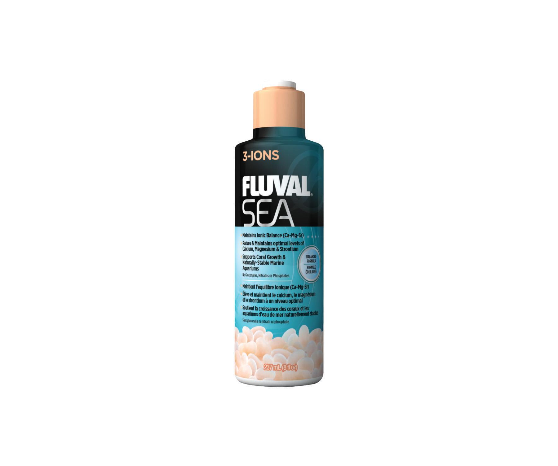 Fluval Sea 3-Ions Supplement (237 ml)