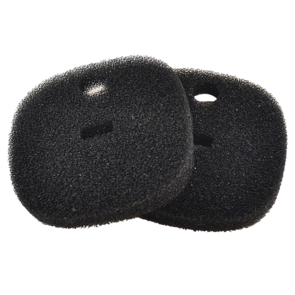 Hydra Black Wool For Filtron 1000 2 Pieces