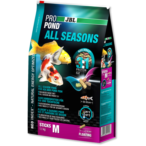Jbl Pro Pond All Seasons M