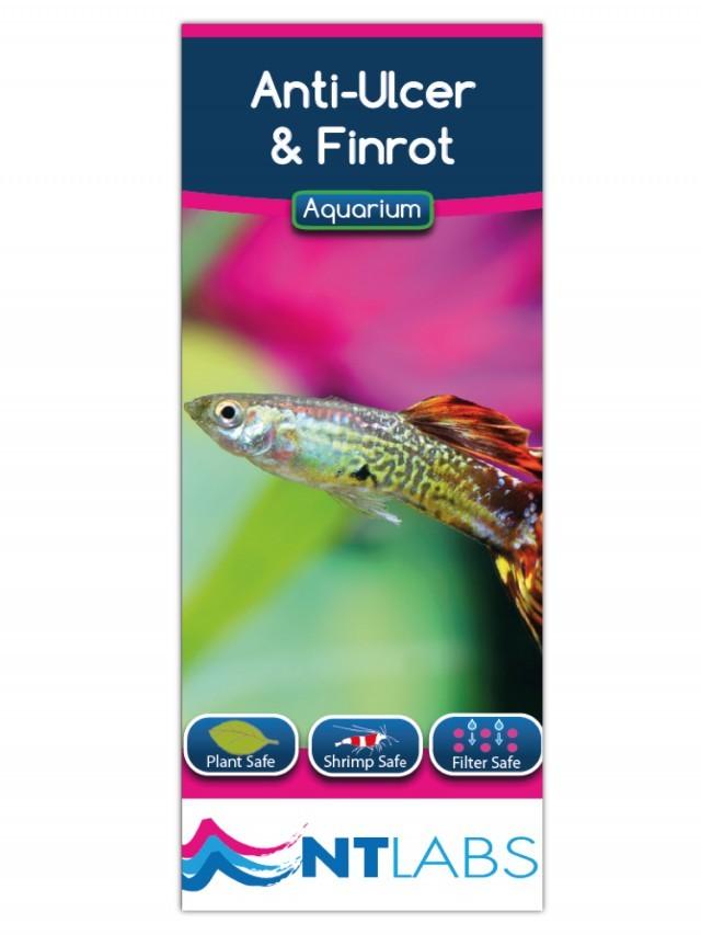 NT Labs Aquarium Anti-Ulcer & Finrot