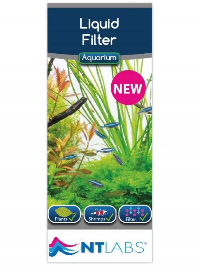 NT Labs Aquarium Liquid Filter