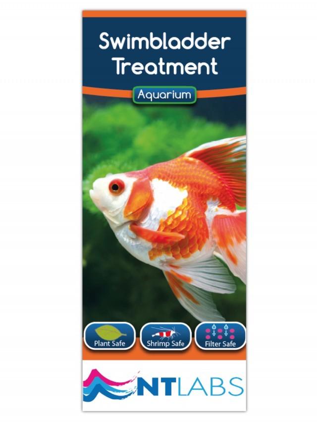 NT Labs Aquarium Swimbladder Treatment