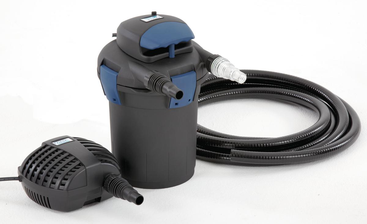 Oase BioPress Set 4000 Filter Pump and UVC
