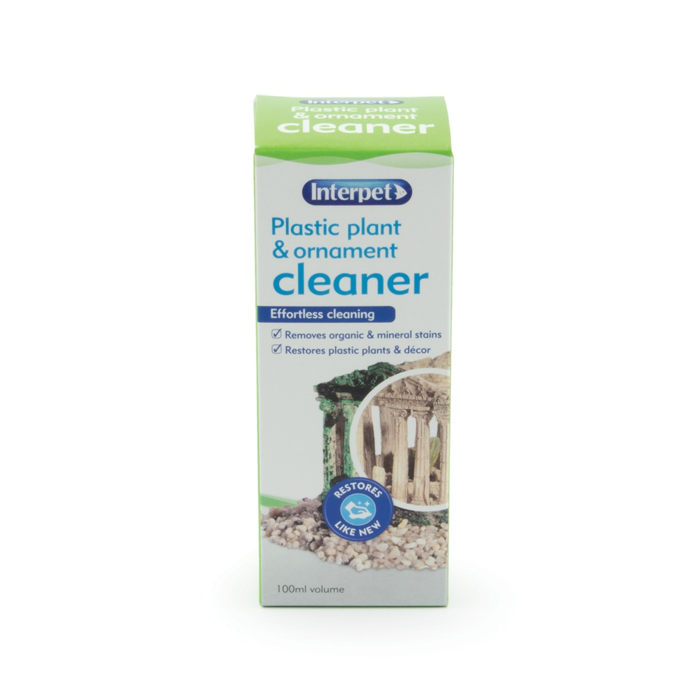 Plastic Plant & Ornament Cleaner 100ml
