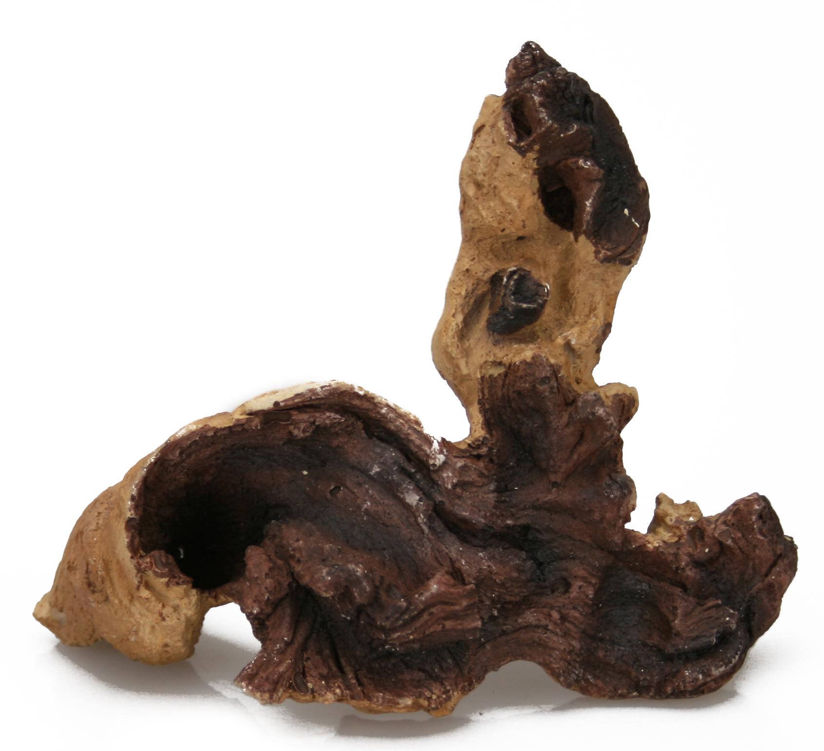 Savanna Wood Ornament (14 x 12 x 7 cm)