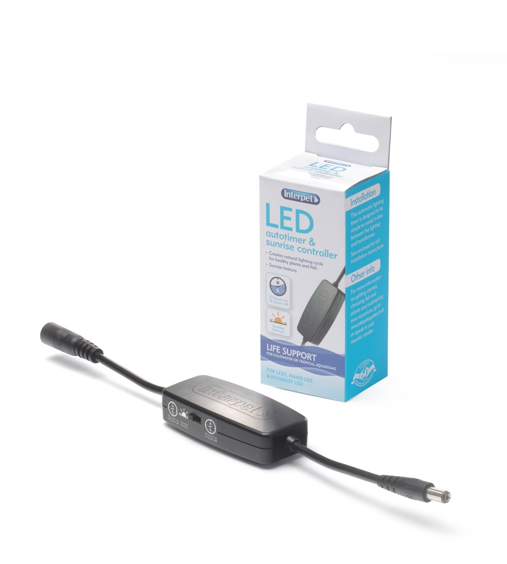 LED Auto Timer / Sunrise Inline Controller