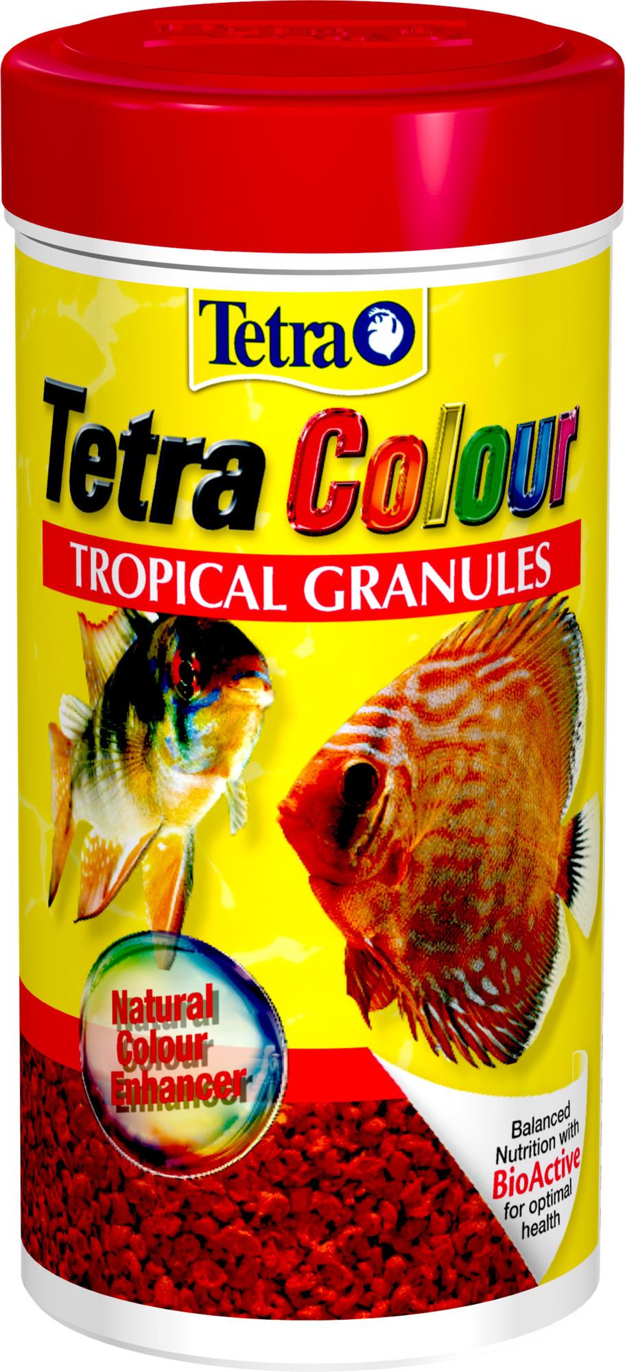 Tetra Colour Tropical Granules 100Ml