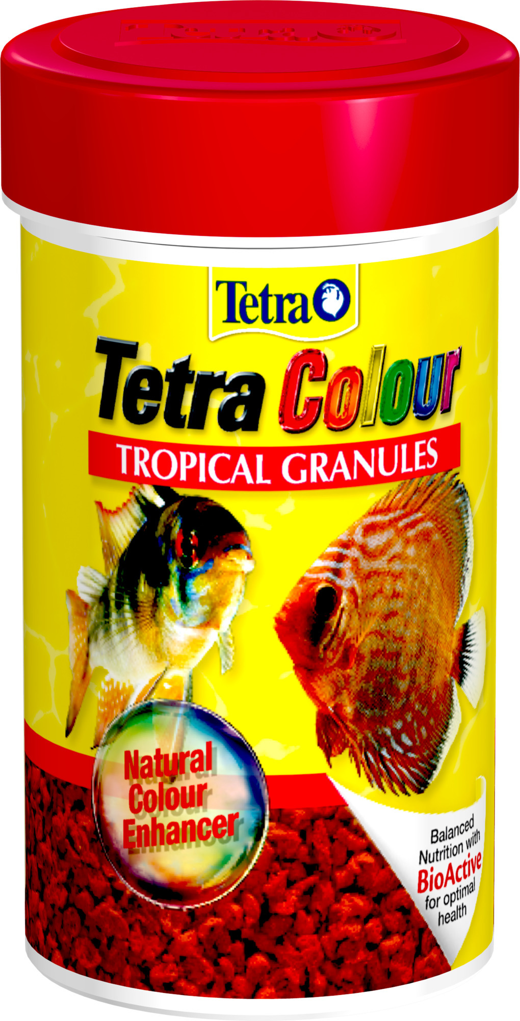 Tetra Colour Tropical Granules - Maidenhead Aquatics