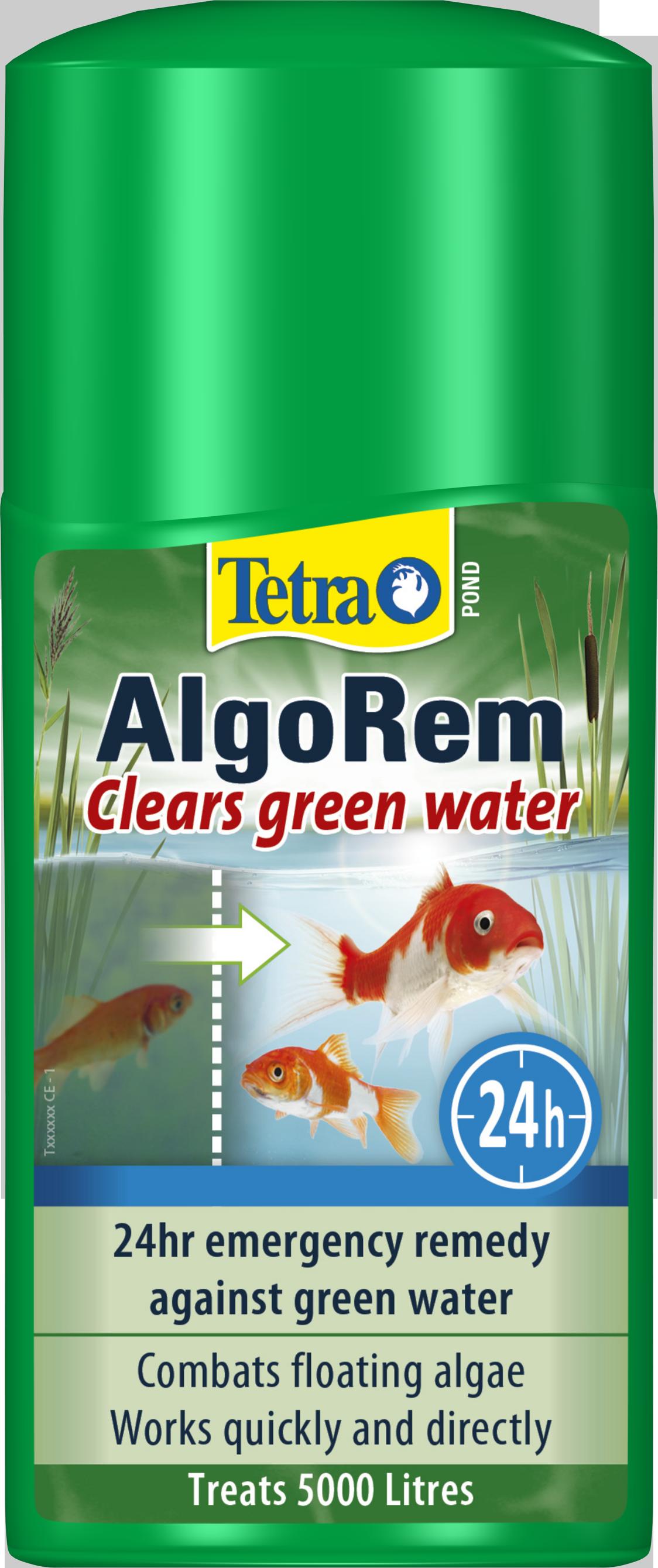 Tetra Pond AlgoRem 250
