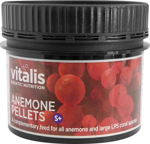 Vitalis Anemone Pellets - Small+ (50g)