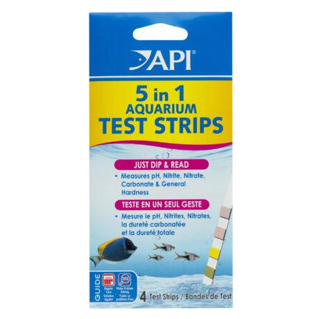 API 5-IN-1 TEST STRIPS MAIN