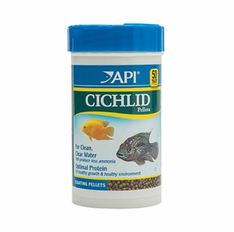 Api Cichlid Medium Pellets 94G
