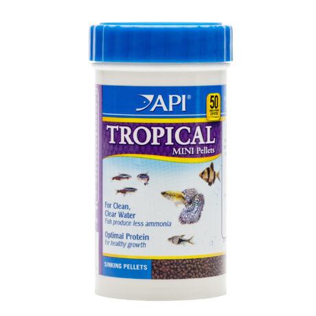 API Tropical Mini Pellets (51g)