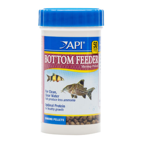 AQUARIAN Complete Nutrition Aquarium Bottom Feeder Fish Food Sinking Pellets