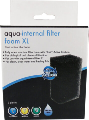 Aqua Internal Filter Foam Xl