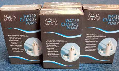 Aqua Marin Water Change Pump 1