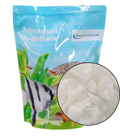 Aqua Range 'Aqua-Substrate' Gravel - Alpine White