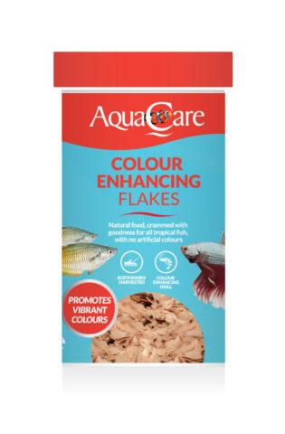AquaCare Colour Enhancing Flakes