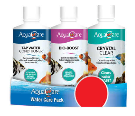 Aqua Care Water Care 2017 Pack No Pricing