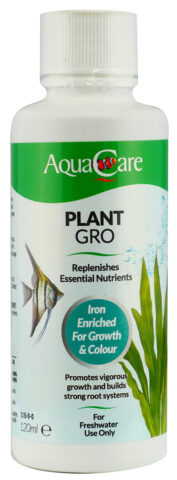 Aqua Care Plant Gro120Ml Front