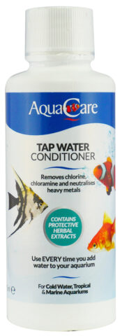Aqua Care Tap Water Conditioner120Ml Front