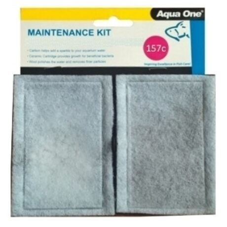 AquaVue 480 Cartridge Pack Carbon & Ceramic 157c