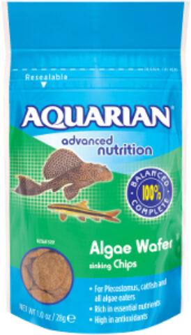 Aquarian Algae Wafer 28G