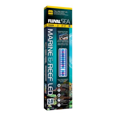 Fluval A3993 Marine Reef Ledstrip Light 32 W 1 A International