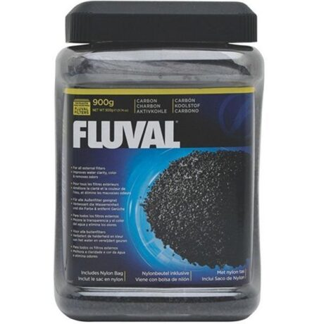 Fluval Activated Carbon 900G With Free Media 2 600X600