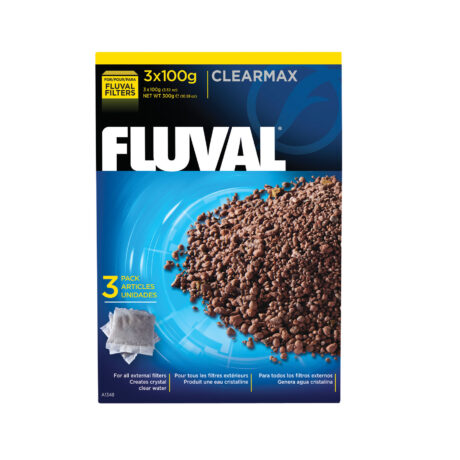 Fluval ClearMax Media Insert 3x100g