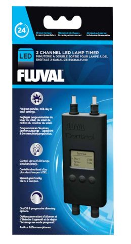 Fluval Digital Dual Lamp Timer - Maidenhead Aquatics