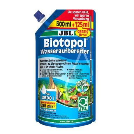 JBL Biotopol Refill (625ml)