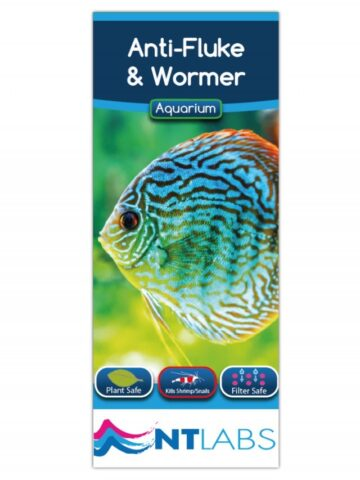 NT Labs Aquarium Anti-Fluke & Wormer
