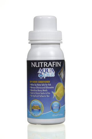 Nutrafin Aqua Plus - Tap Water Conditioner 120