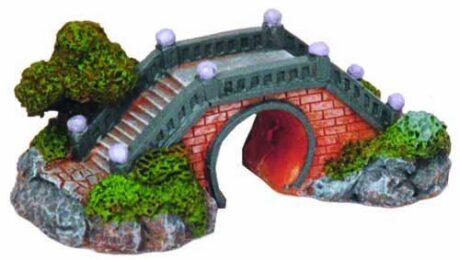 Small Bridge 'Oriental' (9.5 x 4.5 x 3 cm)
