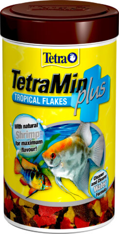 Tetra Min Plus 185Ml