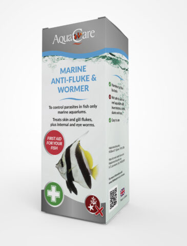Aquacare Marine Anti Fluke Wormer