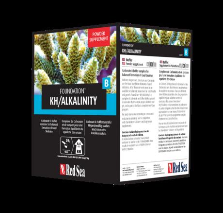 Kh Alkalinity Reef Foundation B Powder 1 Kg Box