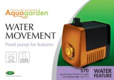 Aquagarden 570 Feature Pond Pump