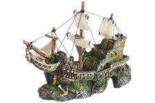 Galleon with Sails