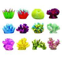 Blue Ribbon Mini Coral (7 x 6 x 6cm)